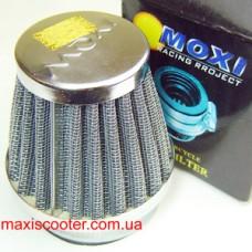 """MOXI Racing - спортивний повітряний фільтр, """"нульового"""" опору. Діаметр = 48 мм"""