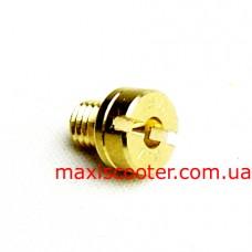Главный жиклер для карбюратора Mikuni - Main jet N100.604-XXX