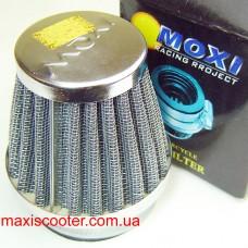 """MOXI Racing - спортивний повітряний фільтр, """"нульового"""" опору. Діаметр = 46 мм"""