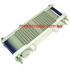 Алюминиевый радиатор для масляного охлаждения двигателя 195 мм