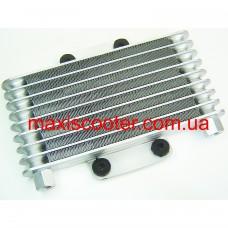 Алюминиевый радиатор для масляного охлаждения двигателя 255 мм