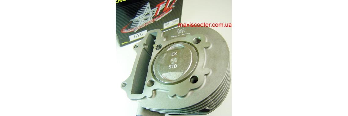 ЦПГ TAIDA 58,5мм - 160сс GY6, 152QMI, 157QMJ 2 клапана
